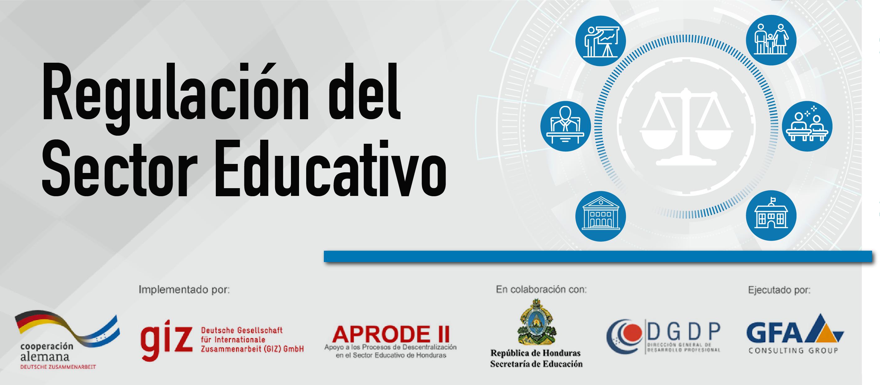 Módulo Regulación del Sector Educativo