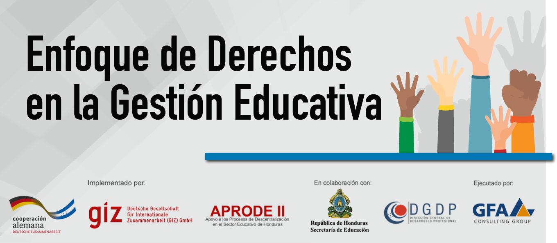 Módulo Enfoque de Derechos en la Gestión Educativa